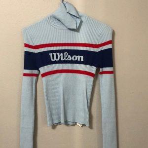 LIMITED Wilson forever 21 shirt